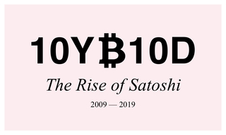 <h6>10 Years of Bitcoin History for 10 Days</h6>Exhibition  09.-19.09.2019<br> MMH ∙ Berlin
